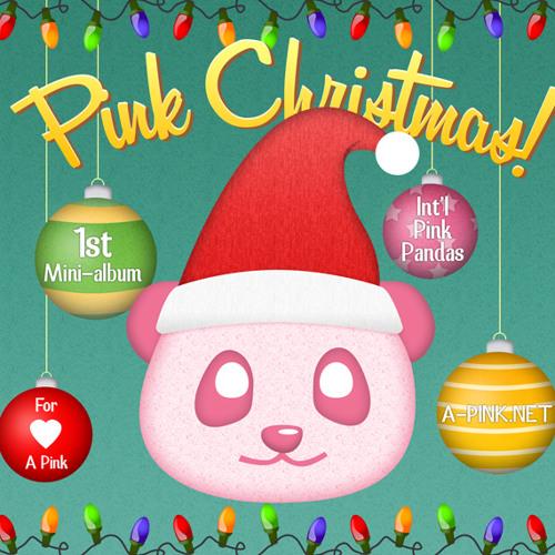 01 Pink Christmas