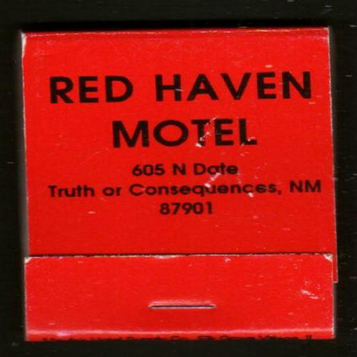 BURNING BUSH by RED HAVEN MOTEL