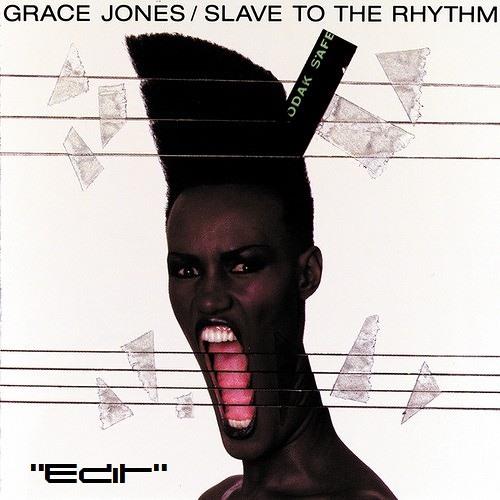 Grace Jones - Slave To The Rhythm (Davide Marchesiello Edit)