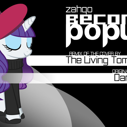 Daniel Ingram - Becoming Popular - The Living Tombstone Cover (zahqo's Rendition)