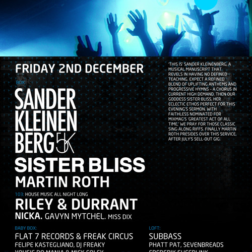 The gallery Ministry of sound - loft - 02/12/2011 DJ masterpitch - (Free Download)