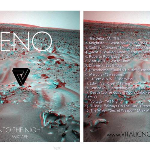 "Vitalic Noise Presents ""Into The Night"" Mixtape"