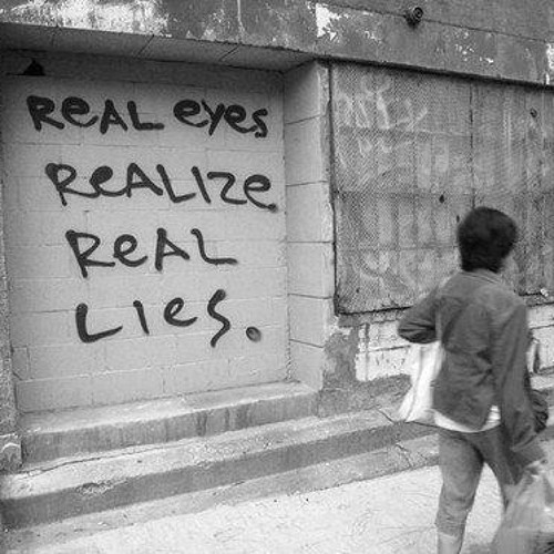 Real eyes (feat. Cinnamon Bitz, and DeadGiveaway beats)