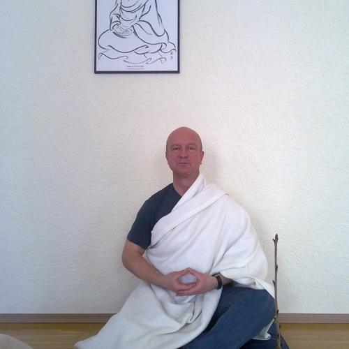 Ich betrete den Meditationsraum