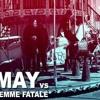 May vs Femme Fatale : The Painter (live à la La Cantada 2, Paris. France) Mai 2009