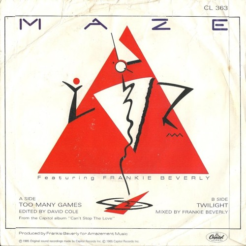 Maze - Twilight (DESA BASSHEAD Rework)