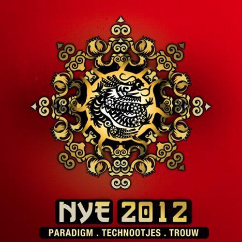 ELLENDELING - Paradigm NYE 2012