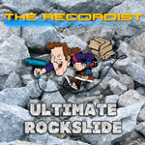 Ultimate Rockslide 1 SFX Library