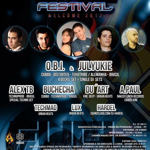 Alex TB - Special Techno Set @ Fuel Techno New Years Eve - 01.01.2012 - Portugal