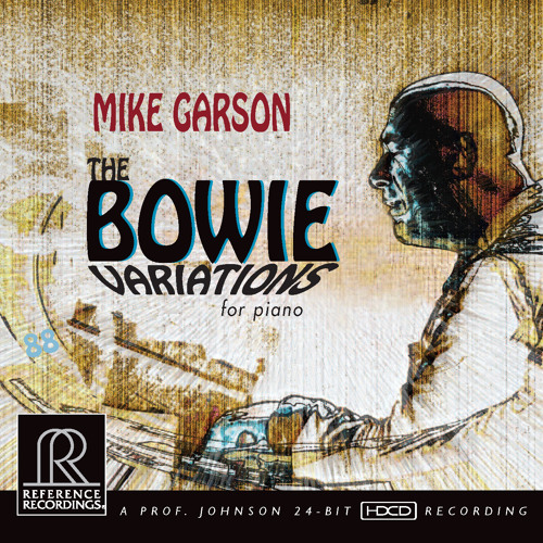 Mike Garson: The Bowie Variations - Space Oddity