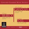 Concord Chamber Music Society: Chris Brubeck - Danza del Soul - III. Celebraçion de Vida