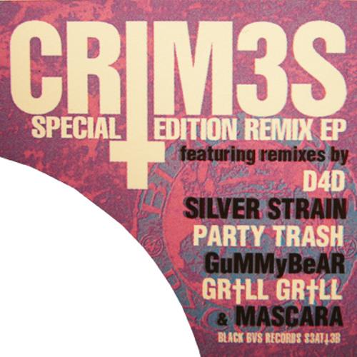 CRIM3S - SALT (Silver Strain Remix)
