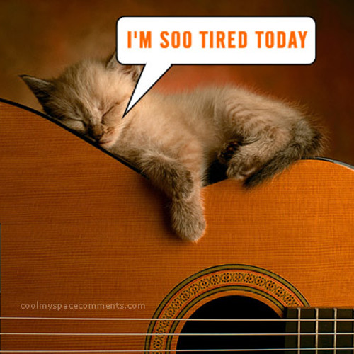 Ticiano - Guitarra cansada