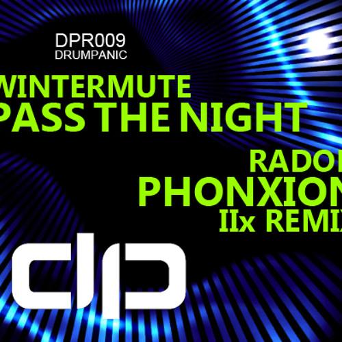 RADON - PHONXION (IIx REMIX) [DRUMPANIC 009] free