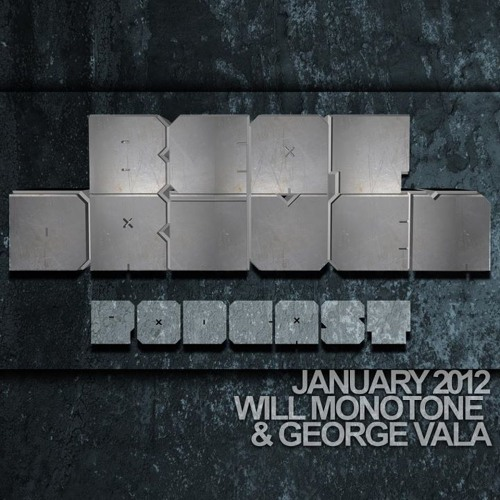 Beat Driven Podcast Jan 2012 - George Vala Guest Mix