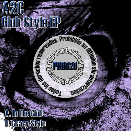 A2c - In the club (original mix) cut out now!!