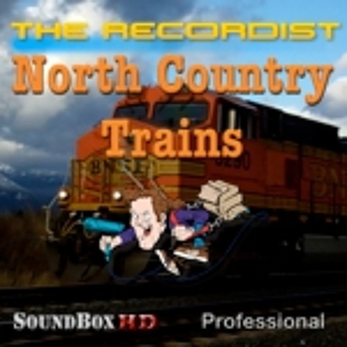 North Country Trains HD Pro SFX Library