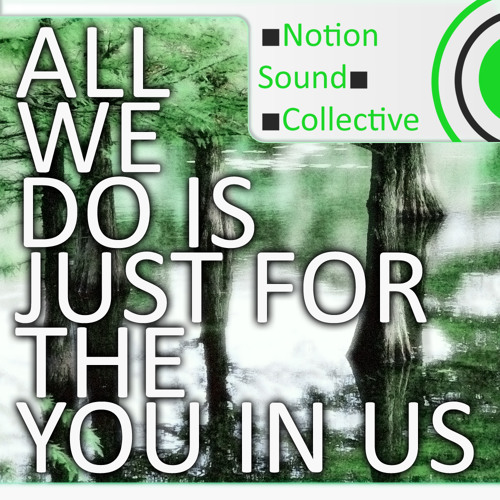 Notion Sound Collective - All we do is just for the you in us
