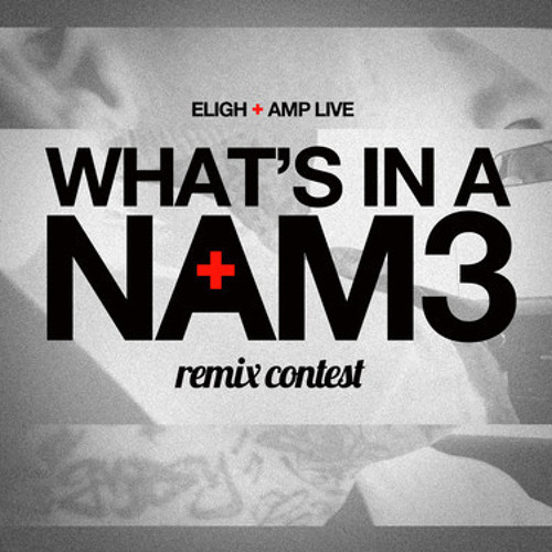 """N-Jin - Eligh + Amp Live """"What's In A Name"""" Remix"""