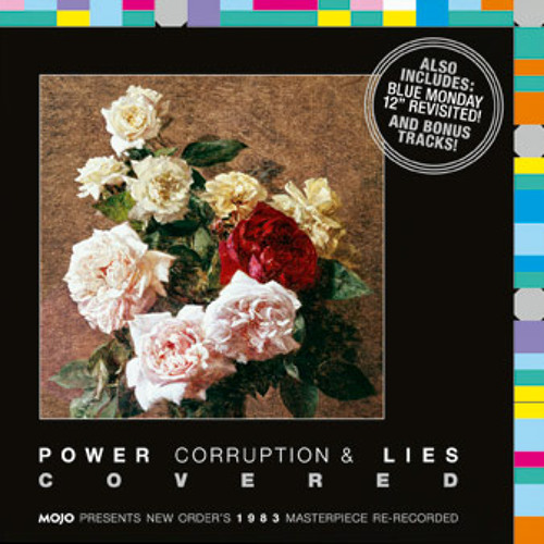 """Power, Corruption & Lies Covered + Blue Monday 12"""" Revisited - MOJO CD Preview (January 2012)"""