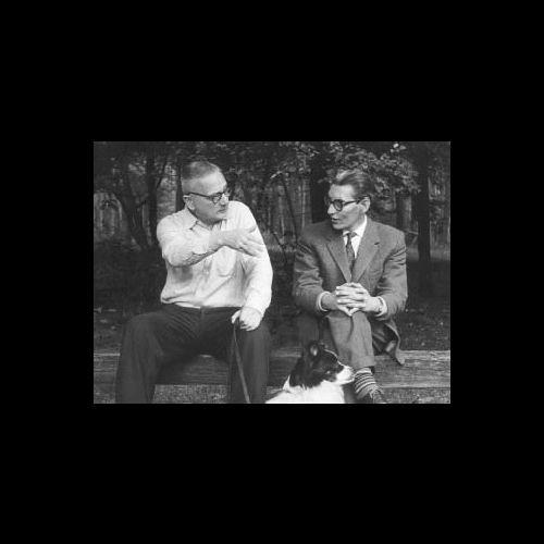 Nol Gregoor interviewt Simon Vestdijk over omwerken  Kind tussen vier vrouwen (ca. 1960)
