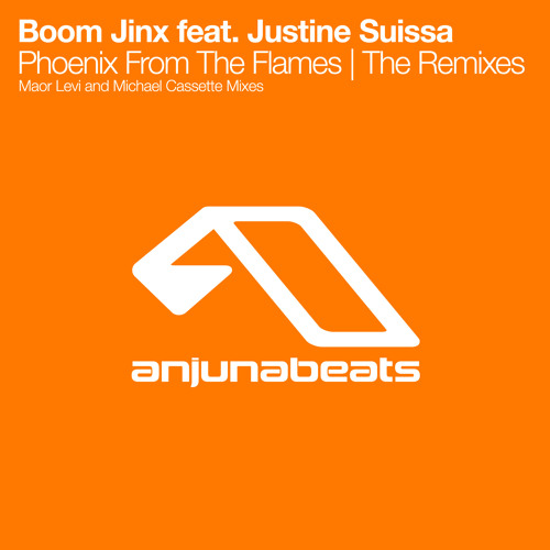 Boom Jinx feat. Justine Suissa - Phoenix From The Flames (Maor Levi Remix)