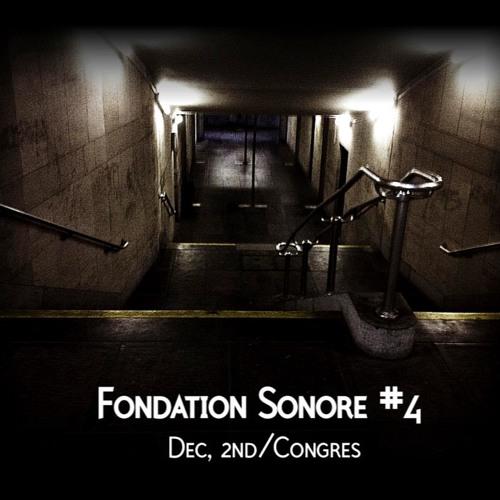 Stefan ZMK @ Fondation Sonore #4 - Bruxelles 2011 [industrial|powernoise]