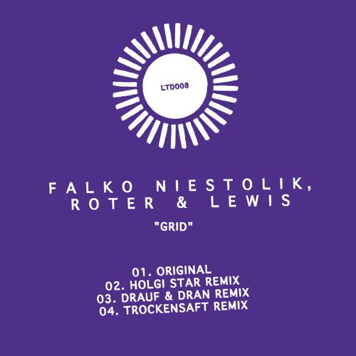 Falko Niestolik, Roter & Lewis - GRID (Trockensaft Remix)[Kiddaz FM Records]