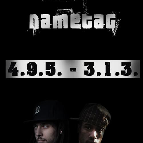 """D-Kay Drummasta feat. Nametag """" 4.9.5. - 3.1.3. """" (prod. D-Kay Drummasta)"""