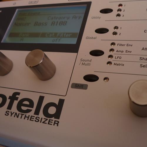 Blofeld Multi Jam by ElektroNoiser