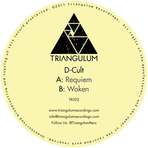 DCult - Requiem / Woken (TR002)