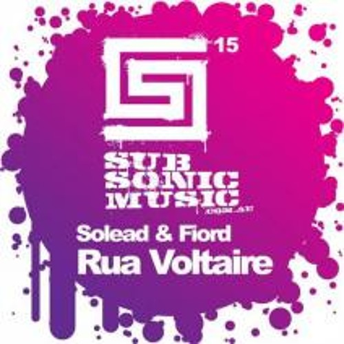 Solead - Rua Voltaire feat. Fiord (Cid Inc Remix) OUT NOW