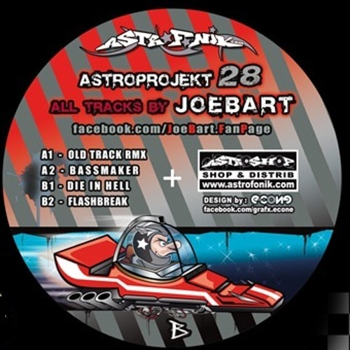 Joebart - Die in hell (ASTROPROJEKT 28 )