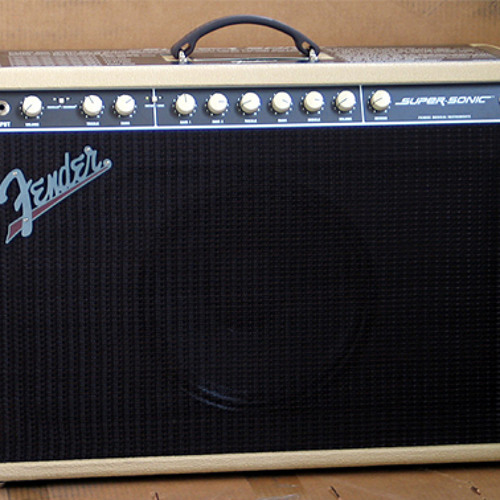 Fender Super Sonic Mods - Juan Assabbi