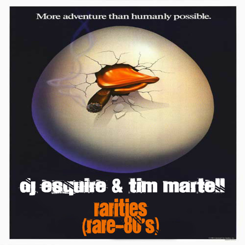 DJ Esquire & Tim Martell present...Rarities (rare-80s)