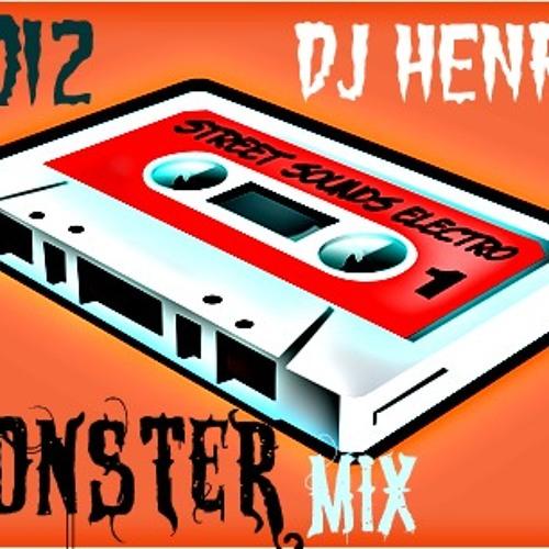 MONSTER MIX - (Dj Henry)