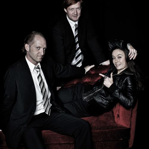 """""""Trio""""  (Isabella Rapp, Hans-Jürgen Osmers, Matze Schinkopf)"""