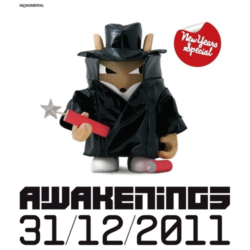 Invite & Tim Wolff @ Awakenings - New Years Special, Rotterdam (31-12-2011)