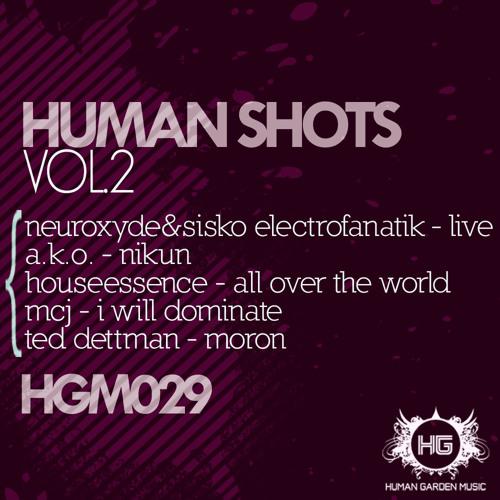 Ted Dettman - Moron (Original Mix) [ Human Garden Music ] #45 On Beatport Minimal Chart !!