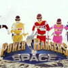 01. Ron Wasserman - Power Rangers in Space (Full Theme)