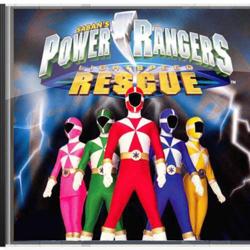 06. Jeremy Sweet - Power Rangers Lightspeed Rescue (End Theme)