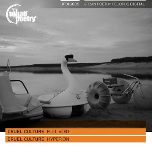 Cruel Culture - Urban Poetry Digital 005