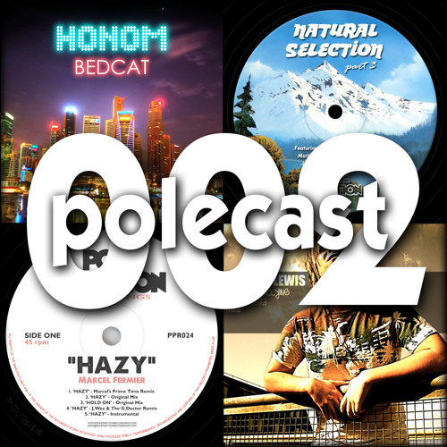 POLECAST 002 - Mixed by Jackin Wez & The Groovedoctor - *FREE DOWNLOAD*