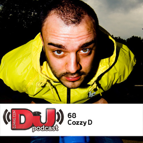DJ Weekly Podcast  68: Cozzy D