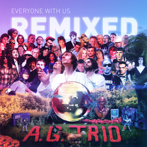 A.G.Trio - Everyone With Us (Remixes) Teaser  ***OUT NOW***