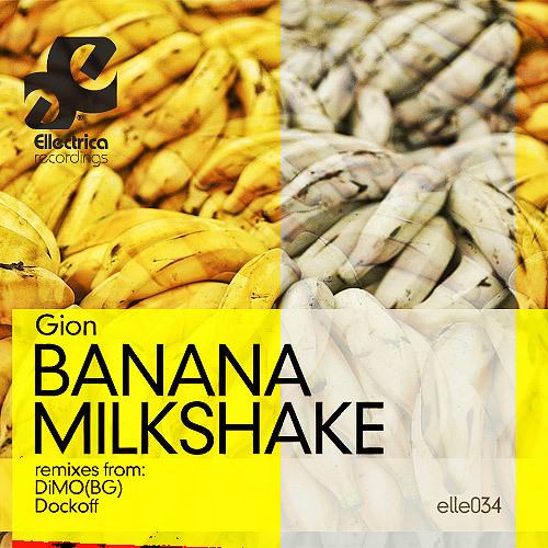 Gion - Banana Milkshake
