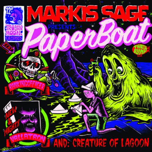 Markis Sage - Paper Boat Cassette/DL LSF Records 20