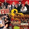 ALACRANES MUSICAL, ARMADA, HURAKAN EN WAGON WHEEL SAB ENE 14 2012