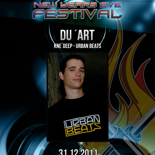 Du'ArT @ FUEL TECHNO PT NEW YEARS EVE FESTIVAL@ STRESS LESS 31.12.2011