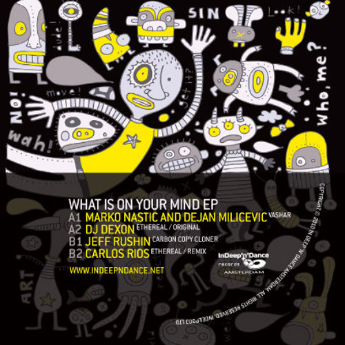 ETHEREAL - Dexon / Carlos Rios remix